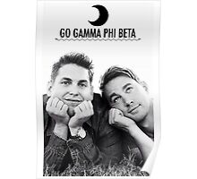Go Gamma Phi B Poster