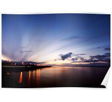 Kirkwall Sunset Poster