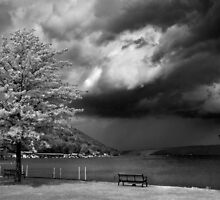 The Battle of Storm vs. Sun by Murph2010