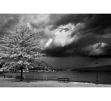 The Battle of Storm vs. Sun Photographic Print