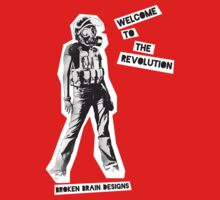 Welcome to the Revolution by Nature's Plaything