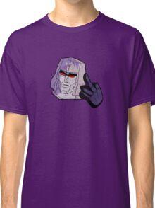 Mega-Flipped-Off Classic T-Shirt