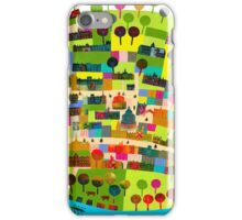 Oxford bicycles iPhone Case/Skin