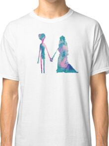Watercolor Corpse Bride (white) Classic T-Shirt