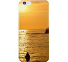 Adriatic Sunset 2 , Croatia iPhone Case/Skin
