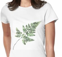 Happy Adventure  Womens Fitted T-Shirt