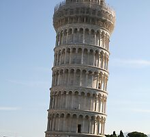 Leaning Tower of Pisa by AlyB9