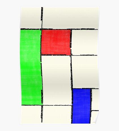 Mondrian 2000 Poster