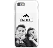 Rush Tri Delt iPhone Case/Skin