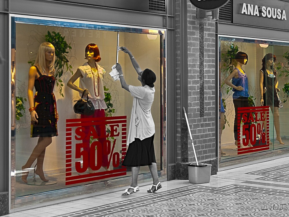 Advertisers dream by awefaul
