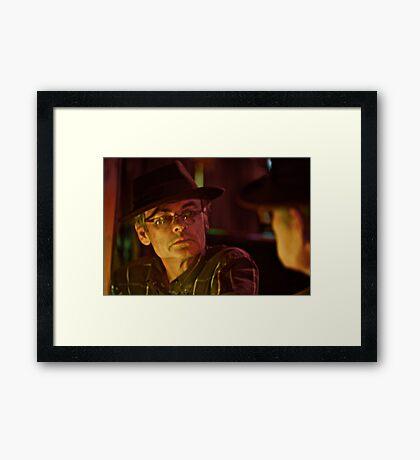 Purple Rain -  by Brown Sugar & Evita KittyCat . Tribute to Prince. F* Views (415). Thanks , Muchas gracias ! , dziękuję !!! Framed Print