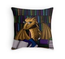 Ravenclaw Dragon Throw Pillow