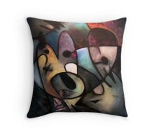 Suggested young poet Throw Pillow
