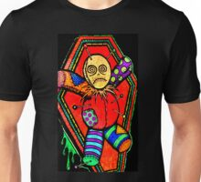 VooDoo Doll tattoo art Unisex T-Shirt