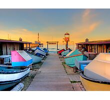 Newport Beach, CA  Photographic Print