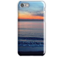Sea-Sunset iPhone Case/Skin