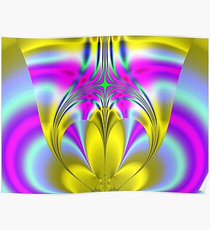Golden X-ray Shield  (FSK3948) Poster