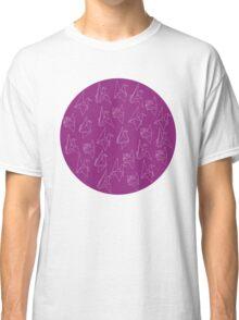 1000 Paper Cranes Circle Classic T-Shirt
