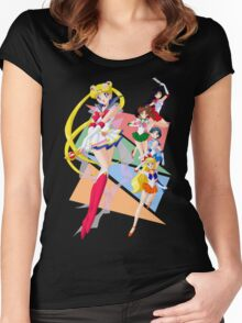 Sailor Team S Women's Fitted Scoop T-Shirt