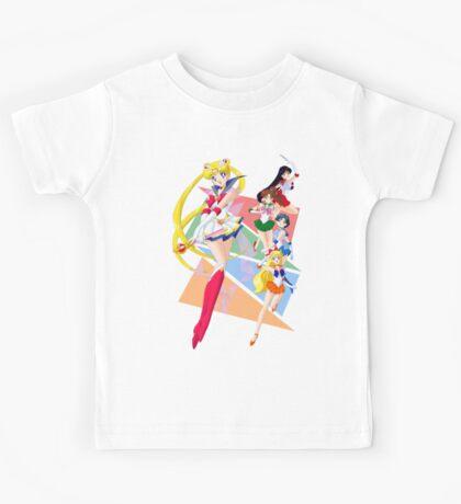 Sailor Team S Kids Tee