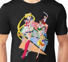 Sailor Team S Unisex T-Shirt