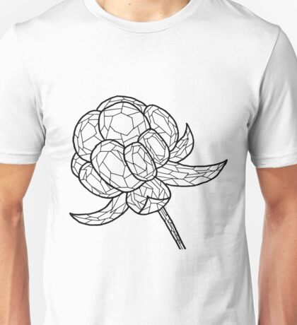 The gold of the north - Cloudberry - OneMandalaAday Unisex T-Shirt