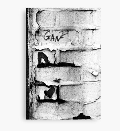 Who Is Ganf? Canvas Print
