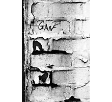 Who Is Ganf? Photographic Print