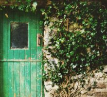 The Quiet Man Cottage Sticker