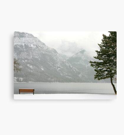 Waterton Lakes National Park Canvas Print