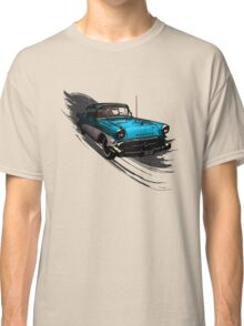 Car Retro Vintage Design Classic T-Shirt