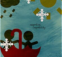 negative capability by Melissa D. Johnston