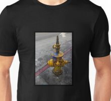 Fire Water Electric Pavement Unisex T-Shirt