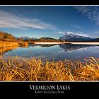 Vermilion Lakes, Banff National Park by mountainpz