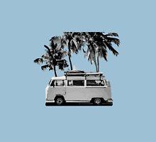 Volkswagen Campervan Beach Scene Unisex T-Shirt