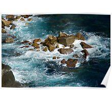 surging seas Poster