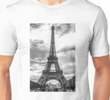 Eiffel Tower 10 Unisex T-Shirt
