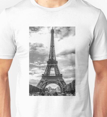 Eiffel Tower 10 Unisex T-Shirt
