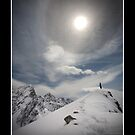 Rocky Mountain Winter Skies, Kananaskis Country by mountainpz