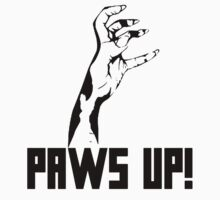 Paws Up! One Piece - Long Sleeve