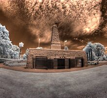 Kings Park War Memorial by BigAndRed