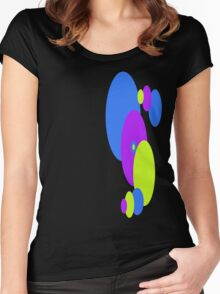 WHIMSY 04 Women's Fitted Scoop T-Shirt