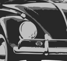 Volkswagen 1960's Beetle Sticker