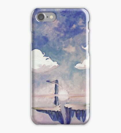 Contact iPhone Case/Skin