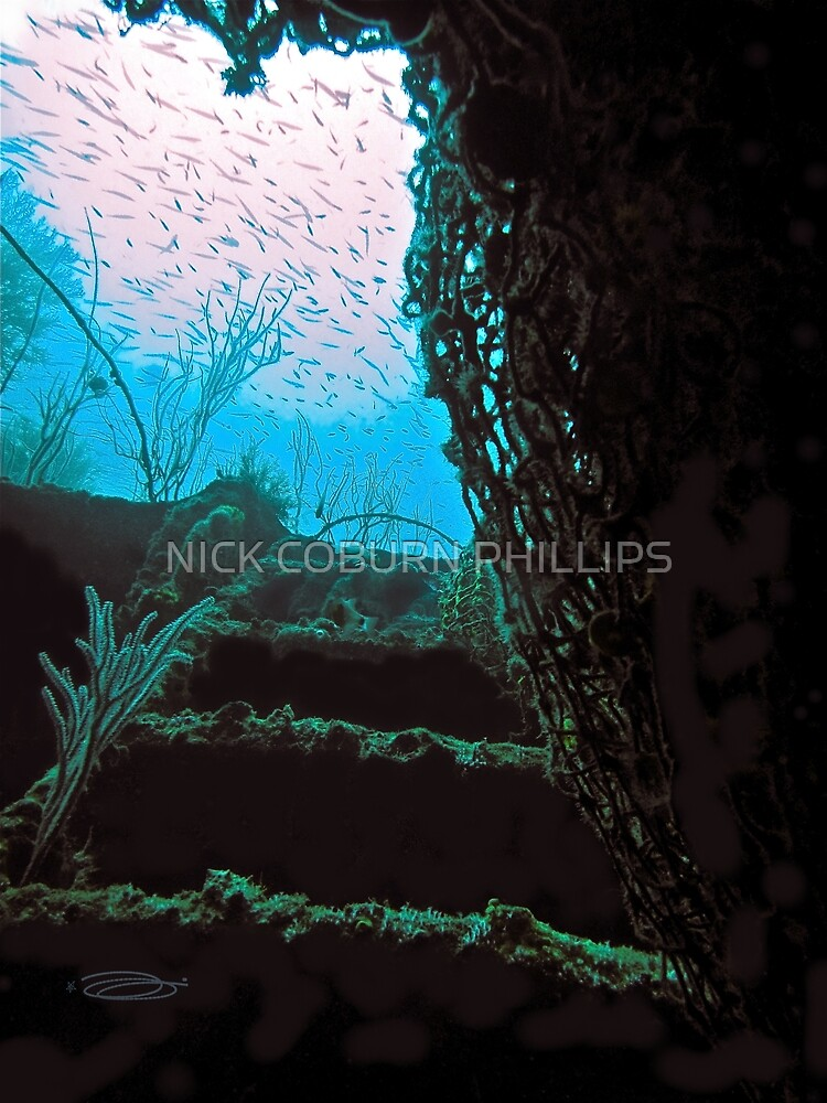 Stairway to Heaven by NICK COBURN PHILLIPS