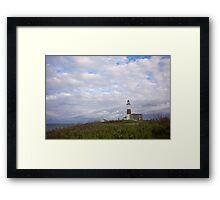 Montauk Lighthouse Framed Print