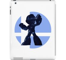 Sm4sh - Mega Man iPad Case/Skin