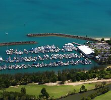 Half Moon Bay Marina by fnqphotography