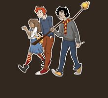 The Golden Trio Unisex T-Shirt
