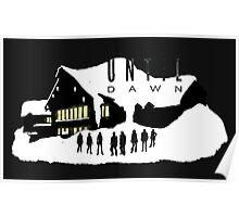 Until Dawn - Blackwood Lodge Poster